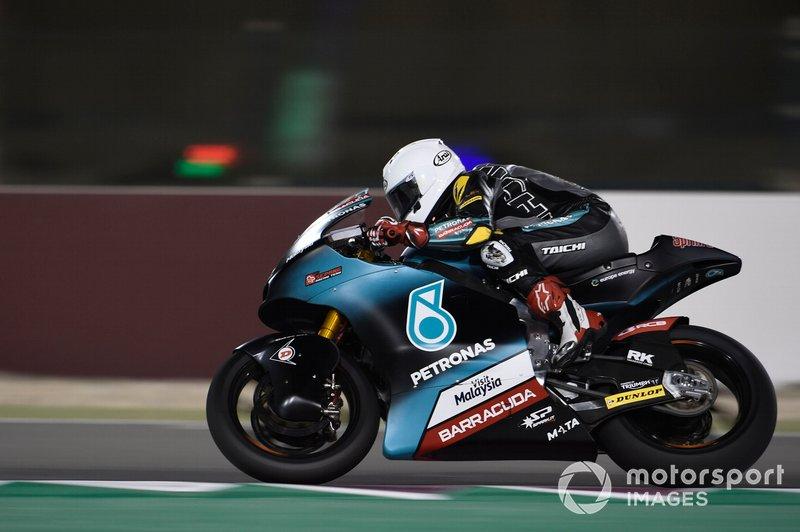 khairul Idham Pawi, Honda Team Asia
