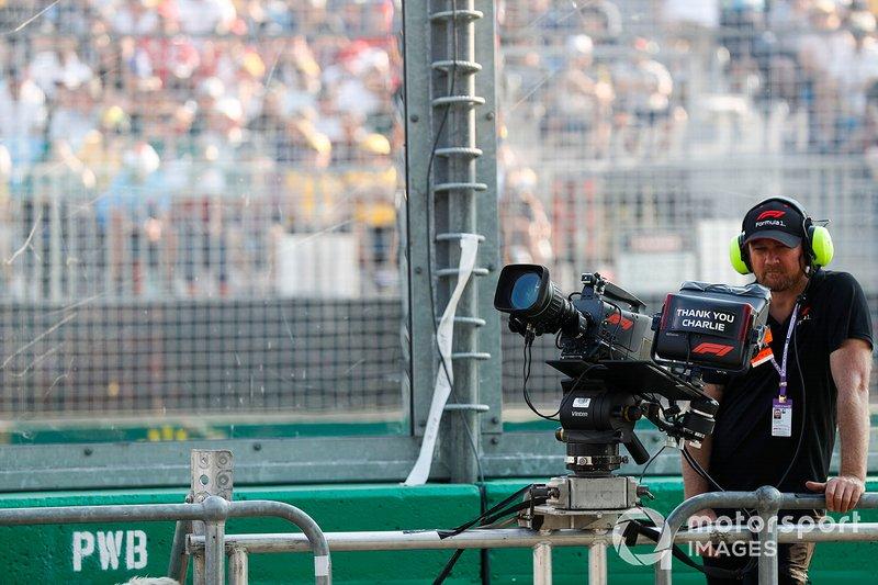 TV Kameramanı