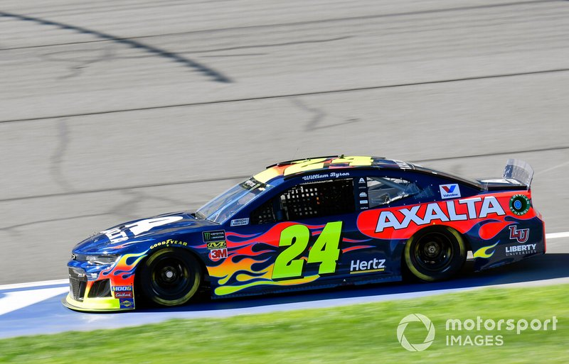 22. William Byron, Hendrick Motorsports, Chevrolet Camaro Axalta