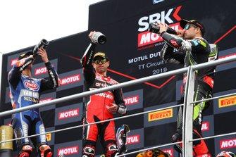 Міхаел ван дер Марк, Pata Yamaha, Альваро Баутіста, Aruba.it Racing-Ducati Team, Джонатан Рей, Kawasaki Racing