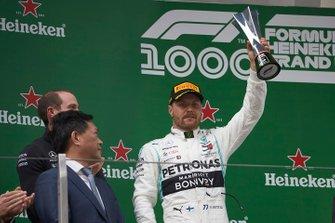 Valtteri Bottas, Mercedes AMG F1, deuxième