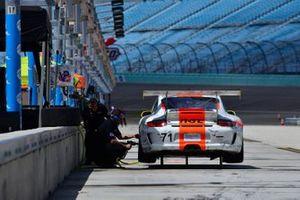 #71 MP1B Porsche GT3 Cup driven by Sebastian Carazo & Rhamses Carazo of NGT Motorsports