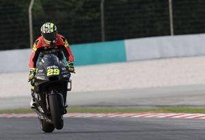 Andrea Iannone, Aprilia Racing Team Grasini