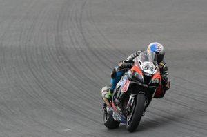 #54 Kawasaki Puccetti Racing: Toprak Razgatlioglu, #33 GRT Yamaha Official: Marco Melandri