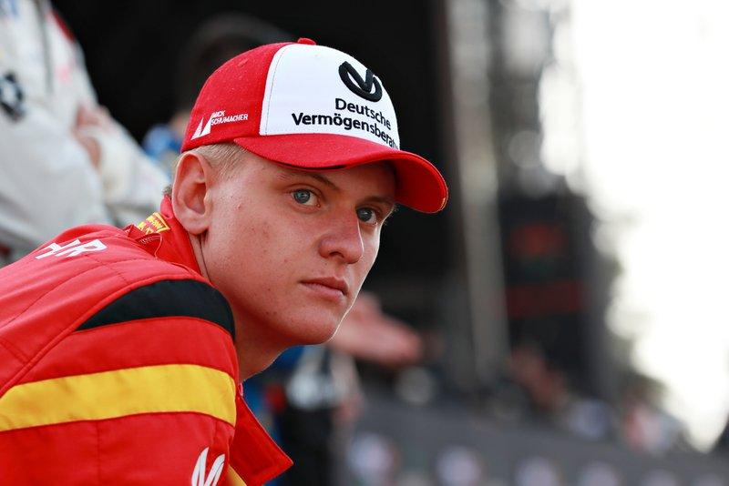 #9 Mick Schumacher, 20 yaşında