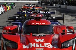 #31 Whelen Engineering Racing: Felipe Nasr, Eric Curran, Pipo Derani