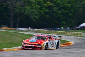 #2 TA Chevrolet Camaro driven by Lawrence Losahak of Loshak Racing/Burtin Racing