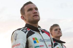 Martin Järveoja, Toyota Gazoo Racing WRT team