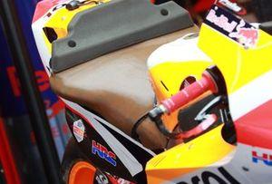 Zitje van Jorge Lorenzo, Repsol Honda Team