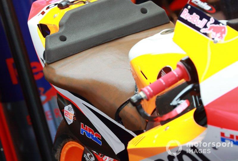 Asiento de Jorge Lorenzo, Repsol Honda Team