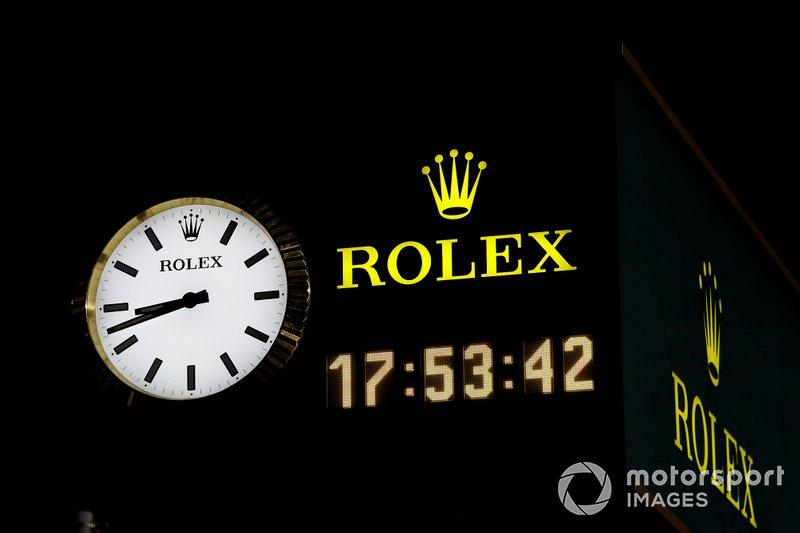 Cuenta regresiva reloj Rolex
