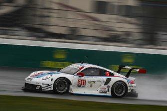 Патрик Пиле, Ник Тэнди, Фредерик Маковецки, Porsche GT Team, Porsche 911 RSR (№911)