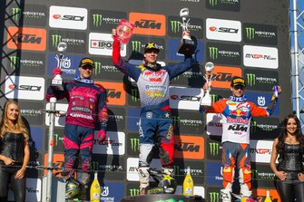 Calvin Vlaanderen, HRC Honda, Thomas Kjer Olsen, Husqvarna, Tom Vialle, Red Bull KTM Factory Racing