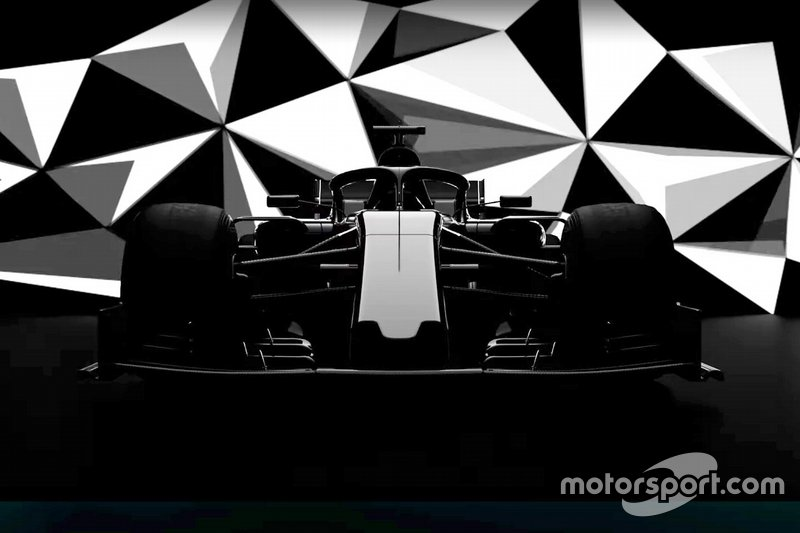 Teaser F1 2019
