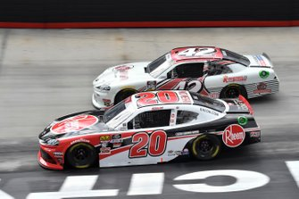 Christopher Bell, Joe Gibbs Racing, Toyota Supra Rheem, Chad Finchum, Motorsports Business Management, Toyota Supra Amana