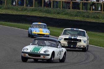 Graham Hill Trophy, Haddon Wolfe Lotus Elan