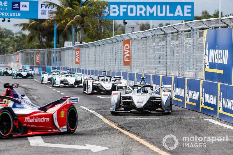 Felipe Massa, Venturi Formula E, Venturi VFE05, Jose Maria Lopez, Dragon Racing, Penske EV-3