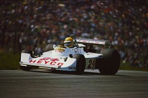 Harald Ertl, Hesketh 308D Ford