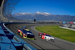 William Byron, Hendrick Motorsports, Chevrolet Camaro Axalta, Brad Keselowski, Team Penske, Ford Mustang Wurth
