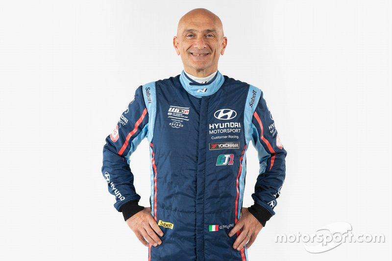 Gabriele Tarquini, Hyundai BRC Team