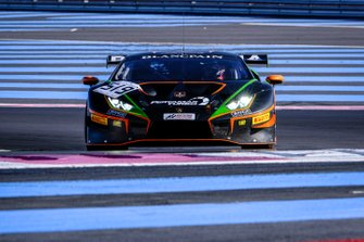 #519 Orange 1 FFF Racing Team CHN Lamborghini Huracan GT3
