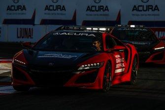 Pace-Car: Acura NSX