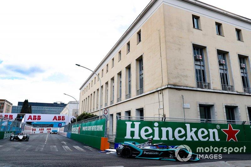 Mitch Evans, Panasonic Jaguar Racing, Jaguar I-Type 3, Stoffel Vandoorne, HWA Racelab, VFE-05