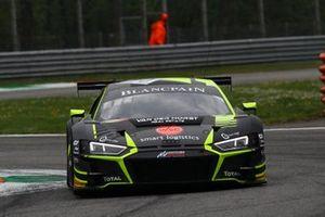 #10 Belgian Audi Club Team WRT Audi R8 LMS GT3 Evo: Charles Weerts, Rik Breukers, Ricardo Sanchez