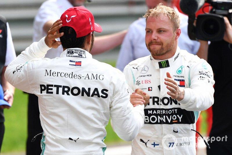 Chinese GP: Valtteri Bottas, Mercedes