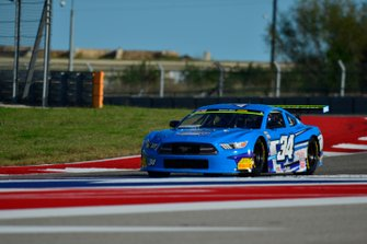 #34 TA2 Ford Mustang driven by Tony Buffomante of Mike Cope Racing Enterprises