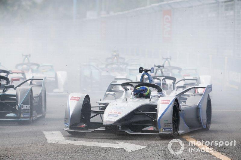 Felipe Massa, Venturi Formula E, Venturi VFE0