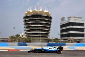 Николя Латифи, Williams Racing FW42