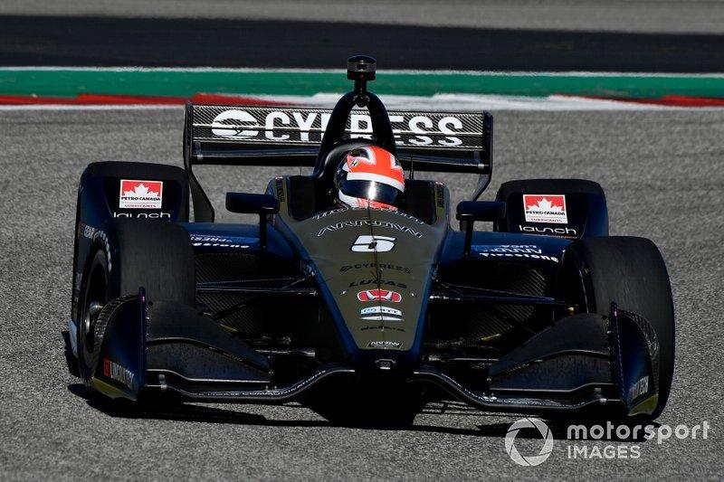 #5: James Hinchcliffe, Arrow Schmidt Peterson Motorsports, Honda