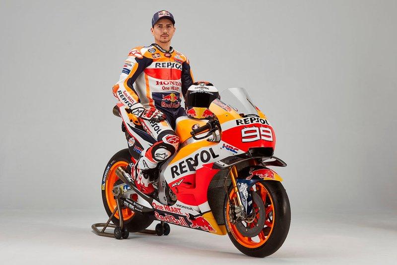 Repsol Honda Team - Jorge Lorenzo