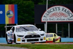 #77 TA2 Ford Mustang driven by Peter Klutt of Stevens Miller Racing