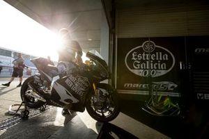 La moto d'Alex Marquez, Marc VDS