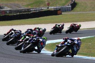 Alvaro Bautista, Aruba.it Racing-Ducati Team leads