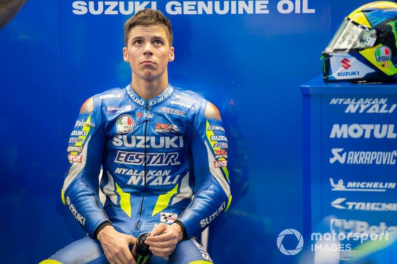 Хоан Мір, Team Suzuki MotoGP
