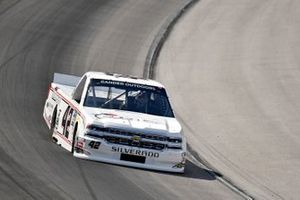 Robby Lyons II, Chad Finley Racing, Inc., Chevrolet Silverado Sunwest Construction / Crown Exteriors