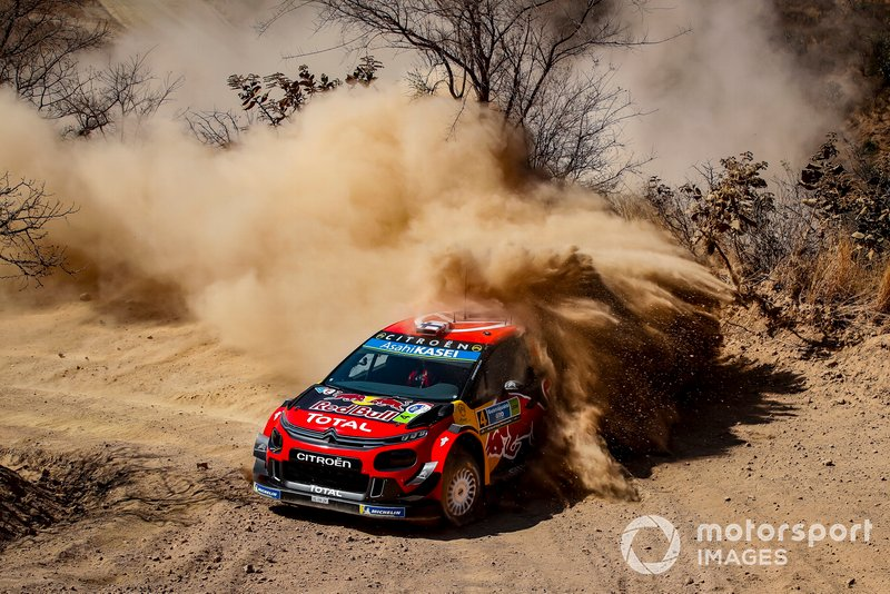 Есапекка Лаппі, Янне Ферм, Citroen World Rally Team, Citroen C3 WRC