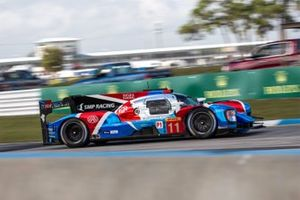 #11 SMP Racing BR Engineering BR1 - AER: Mikhail Aleshin, Vitaly Petrov, Brendon Hartley