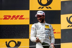 Podyum: 3. Gary Paffett, Mercedes-AMG Team HWA