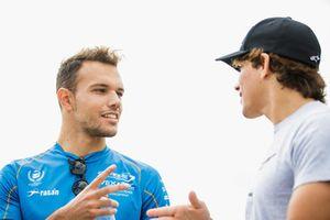 Luca Ghiotto, Campos Racing, Roberto Merhi, Campos Racing