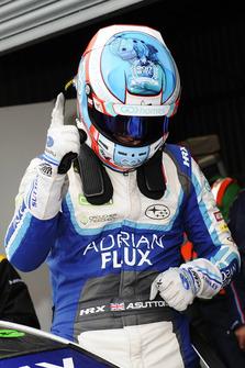 Ashley Sutton, Team BMR Subaru Levorg Dan Buckel
