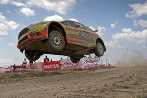 Deniz Fahri, Barış Kalfaoğlu, Ford Fiesta R5