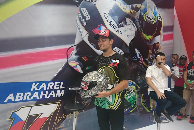Karel Abraham, Angel Nieto Team