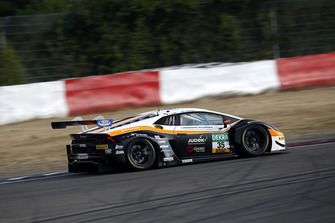 #35 Team Rosberg Lamborghini Huracán GT3: Jonathan Judek, Jimmy Eriksson
