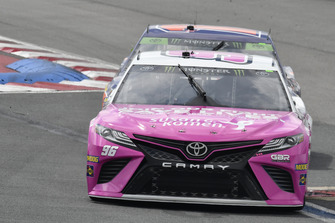 Jeffrey Earnhardt, Gaunt Brothers Racing, Toyota Camry American Soldier Network \ Xtreme Concepts, Denny Hamlin, Joe Gibbs Racing, Toyota Camry FedEx Freight
