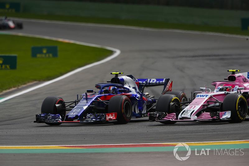 Pierre Gasly - Toro Rosso - 9
