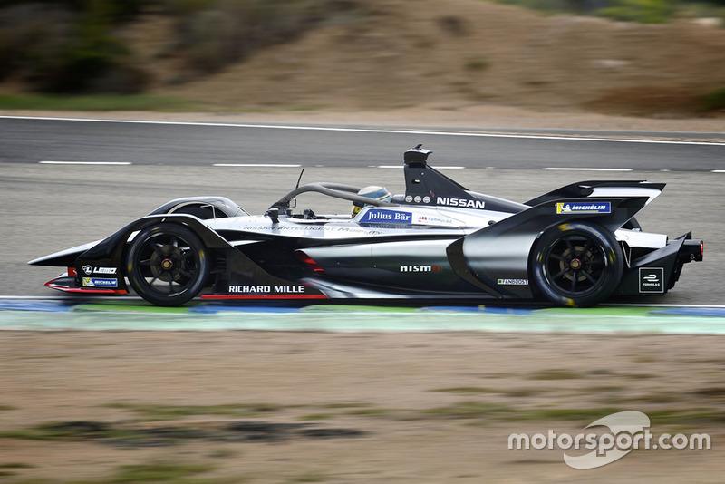Nissan Формула Е